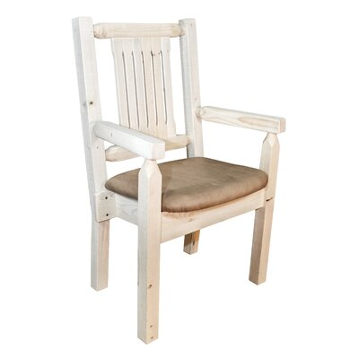 Homestead Arm Chair by Montana Woodworks®