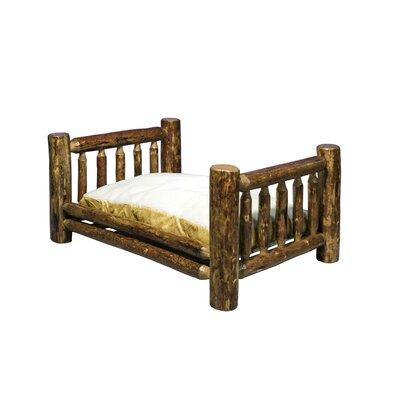 Log Dog Beds Shop - Everything Log Homes