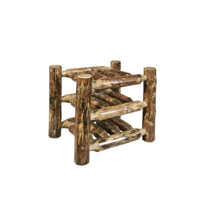 Glacier CountryTabletop 9 Bottle Wine Rack by Montana Woodworks®