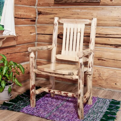 Montana Arm Chair by Montana Woodworks®