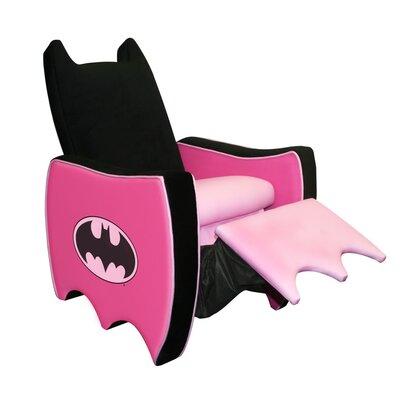 Harmony Kids Warner Brothers Batgirl Icon Kid's Recliner