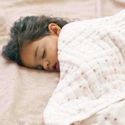 Lovely Dream Cotton Blanket by aden + anais