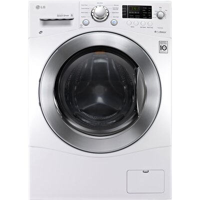 2.3 cu. ft. All In One Combo Washer and Electric Dryer by LG