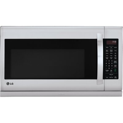 2.2 Cu. Ft. 1000W Over-the-Range Microwave in Stainless Steel Product Photo