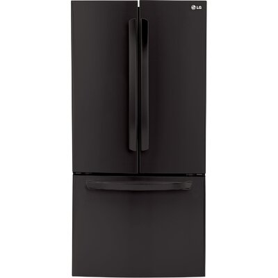 23.6 cu. ft. French Door Refrigerator by LG