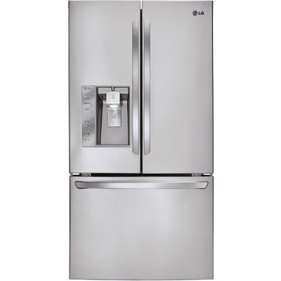 18.8 cu. ft. French Door Refrigerator with Dual Ice Makers Product Photo