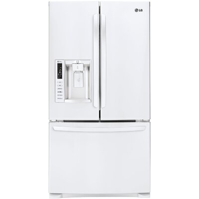 28 cu. ft. French Door Refrigerator with Smart Cooling Product Photo