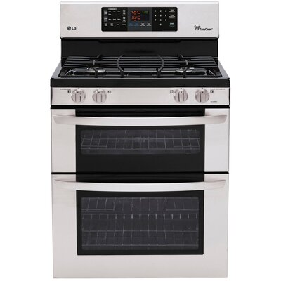 6.1 Cu. Ft. Gas Range in Stainless Steel Product Photo
