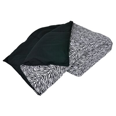 Wildon Home ® Cozy Nightz Reversible Down Alternative Comforter
