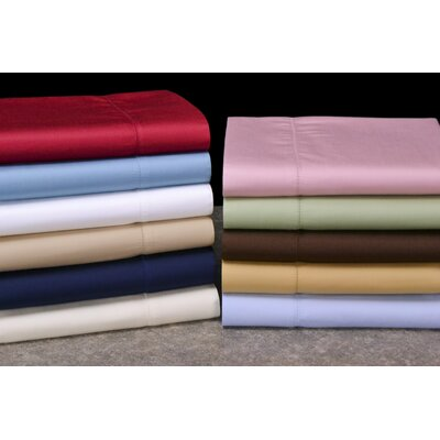 Wildon Home ® Hemstitch 400 Thread Count Sheet Set