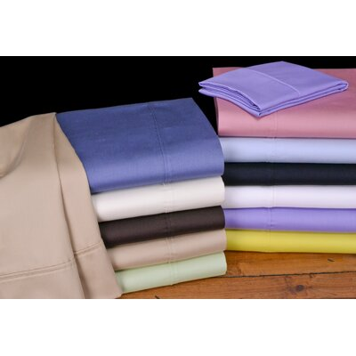 Wildon Home ® Wrinkle Resistant 300 Thread Count Sheet Set
