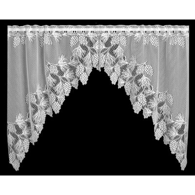 "Woodland Swag 68"" Curtain Valance Product Photo"