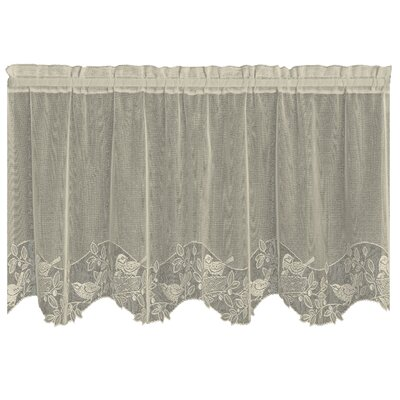 Birds and Berries Tier Curtain Product Photo