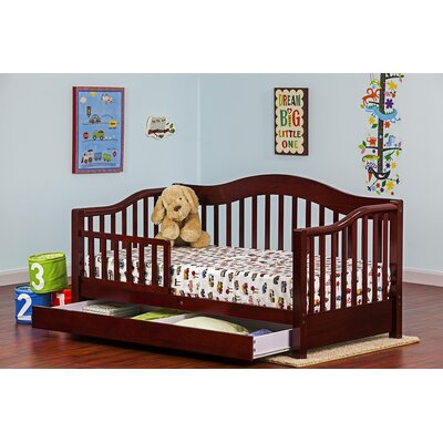 dream on me toddler daybed with storage reviews wayfair 15086 | dream on me toddler day bed 652 c