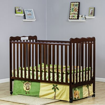 Dream On Me Classic 2-in-1 Convertible Crib 675 C