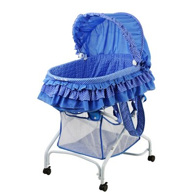 Dream On Me 2-in-1 Bassinet to Cradle to Cradle