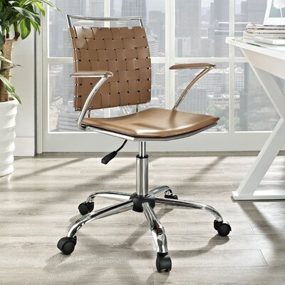 Fuse Mid-Back Adjustable Office Chair by Modway