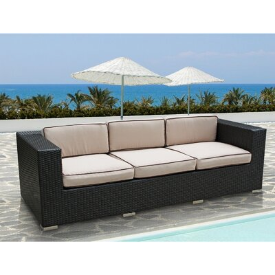 Daytona Outdoor Sofa with Cushions by Modway