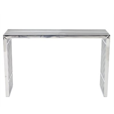 Gridiron Console Table by Modway
