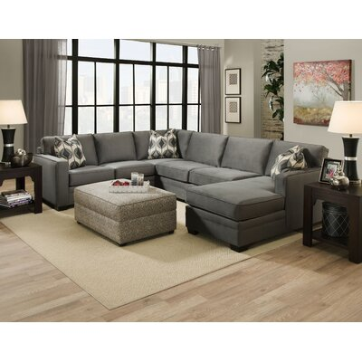 Cole Sectional by Bauhaus
