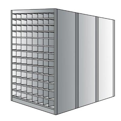 """Hallowell 87"""" H 13 Shelf Shelving Unit Starter"""