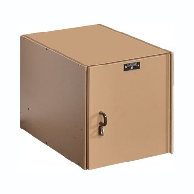 Hallowell 1 Tier 1 Wide SpaceCube Locker