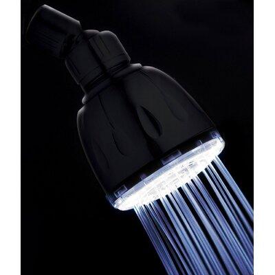 MagicShowerhead Single Color Fixed LED Illuminated Shower Head