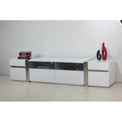 Casabianca Furniture Cristallino Left End Table