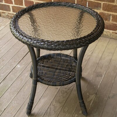 Tortuga Outdoor After Dinner 3 Piece Bistro Set with Cushions