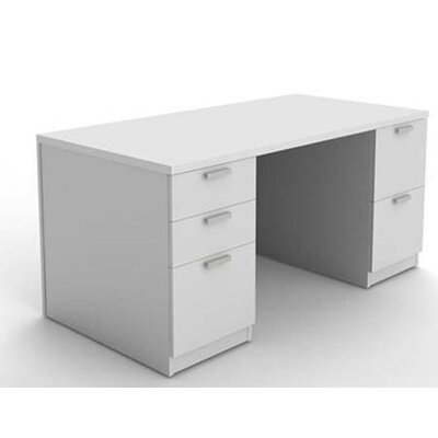 Currency Founder Executive Desk by Steelcase