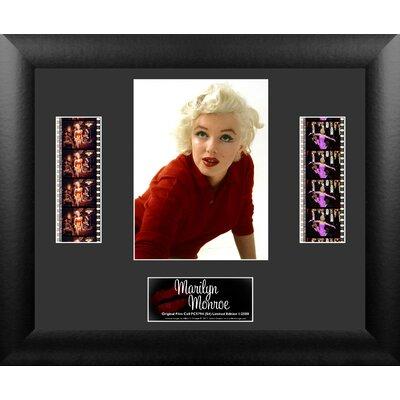 Trend Setters Marilyn Monroe MGC Double FilmCell Presentation Framed Memorabilia