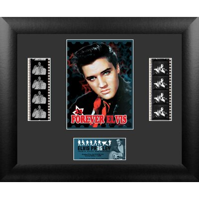 Trend Setters Elvis Presley 35th Anniversary Double FilmCell Presentation