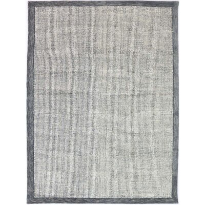 Idina Hand-Tufted Slate Area Rug by AMER Rugs