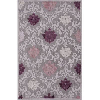 Fables Gray/Purple Area Rug by Jaipur Rugs