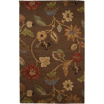 Blue Cocoa Brown Rug by Coastal Living™ by Jaipur Rugs