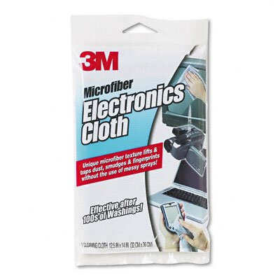 3M Microfiber Electronics Cleaning Cloth