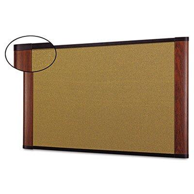 3M Wall Mounted Bulletin Board, 2' x 3'