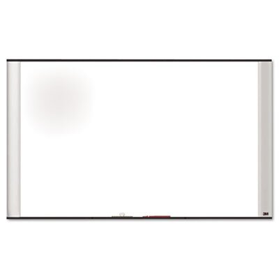 3M Melamine Dry Erase Wall Mounted Whiteboard, 2' x 3'