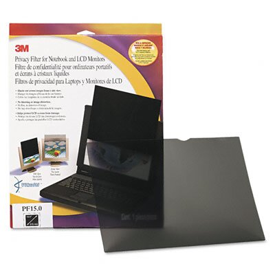 3M Notebook/Lcd Privacy Monitor Filter for 15.0 Notebook/LCD Monitor