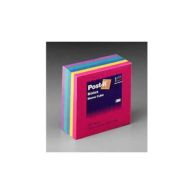 3M Cube Post-It Note (100 Count)