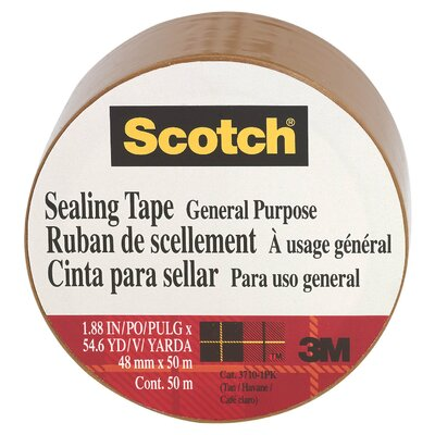 3M Scotch Package Sealing Tape