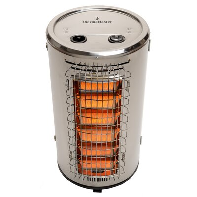 32,000 BTU Portable Propane Infrared Compact Heater by Thermablaster