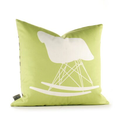 Inhabit Modern Classics 1948 Throw Pillow