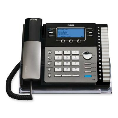 RCA Products Visys 4-Line Phone