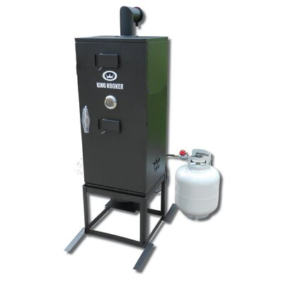 High Pressure Smoker by King Kooker