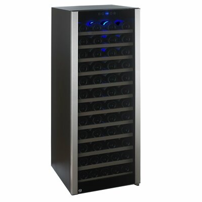 Evolution 80 Bottle Single Zone Built-In Wine Refrigerator by Wine Enthusiast Companies