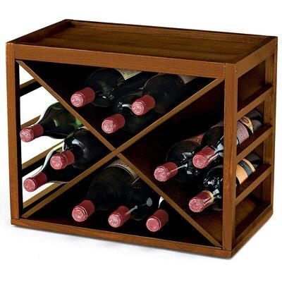 12 Bottle Wine Rack by Wine Enthusiast Companies