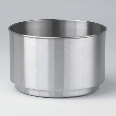 Toledo Metal Spinning Cleanline Round Pot Planter