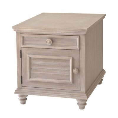 John Boyd Designs Cape May End Table