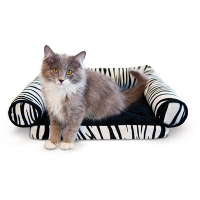 Lazy Zebra Pet Lounger by K&H Manufacturing
